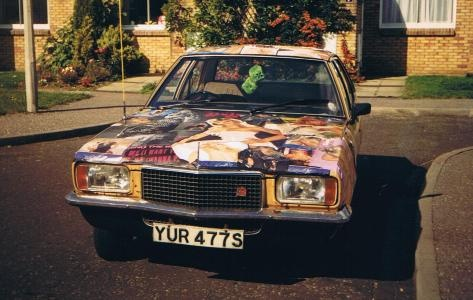 Vauxhall vx2300