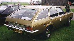 Vauxhall vx490