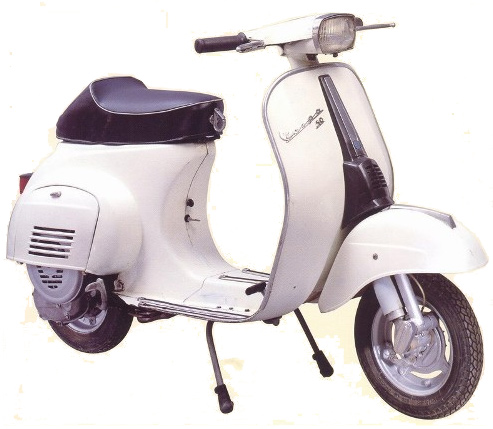 Vespa 50