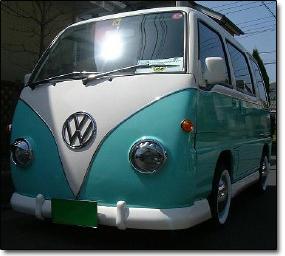 Volkswagen camionnette
