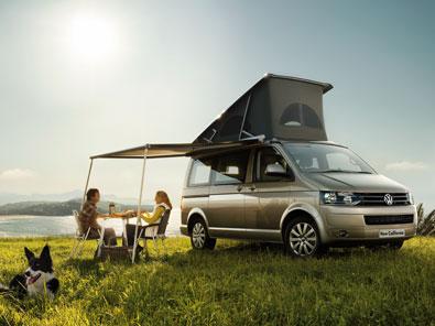 Volkswagen camping