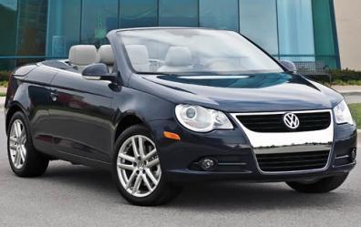 Volkswagen convertible