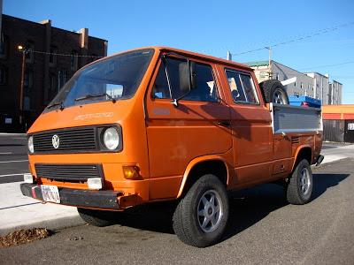 Volkswagen crew