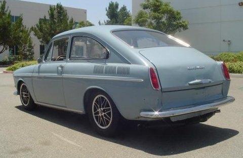 Volkswagen fastback