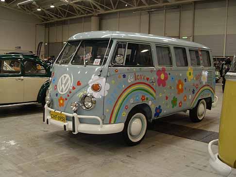 Volkswagen furgoneta