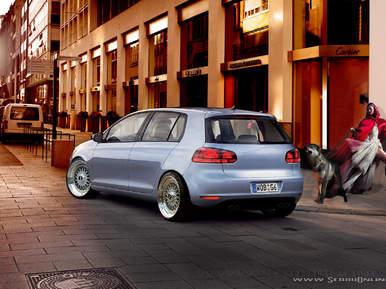 Volkswagen g6
