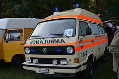 Volkswagen krankenwagen