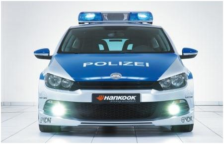 Volkswagen polizei