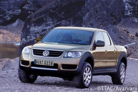 Volkswagen pritschenwagen