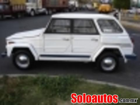 Volkswagen safari