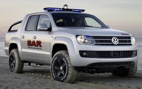 Volkswagen truck