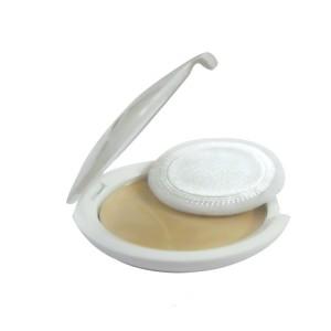 White compact