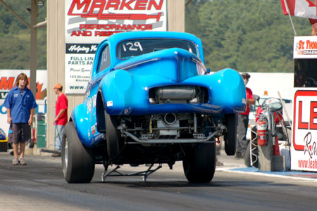 Willys dragster