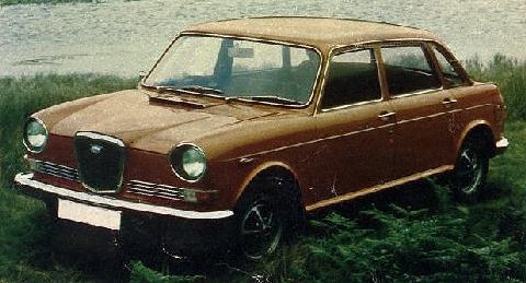 Wolseley 2200