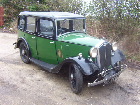 Wolseley nine