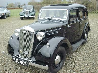 Wolseley ten
