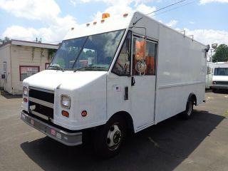 Workhorse van