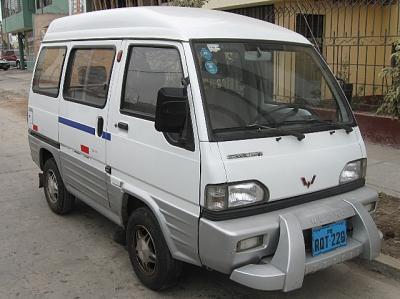 Wuling van