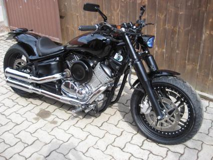 Yamaha drag