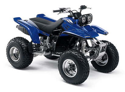 Yamaha warrior
