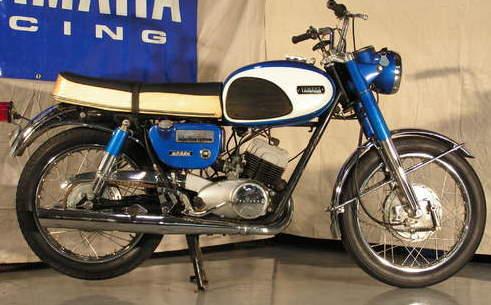 Yamaha yds3