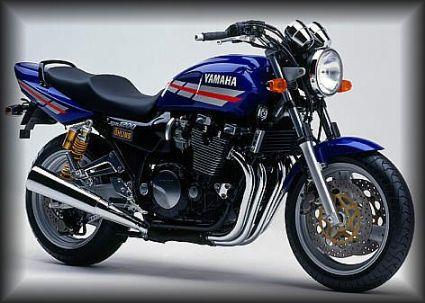 Yamaha yzf-r1sp