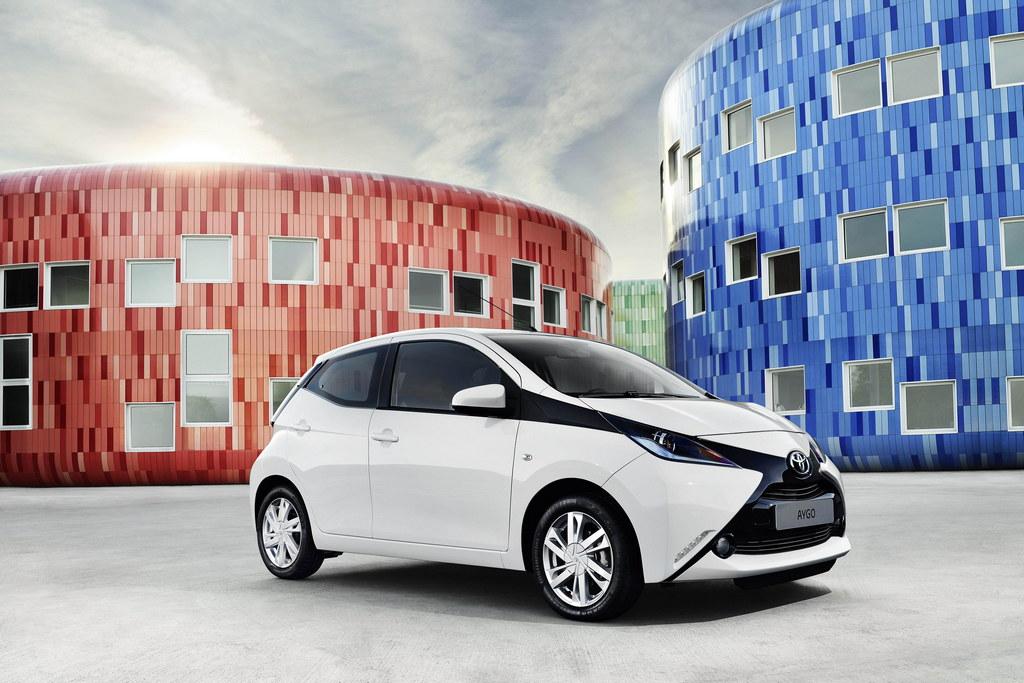 Toyota Aygo (2015)