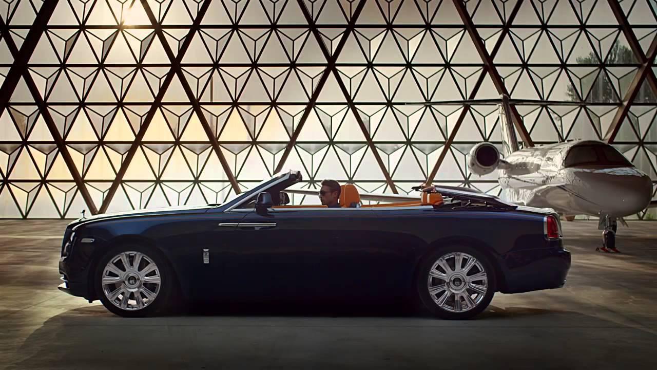 Rolls-Royce Dawn (2016)