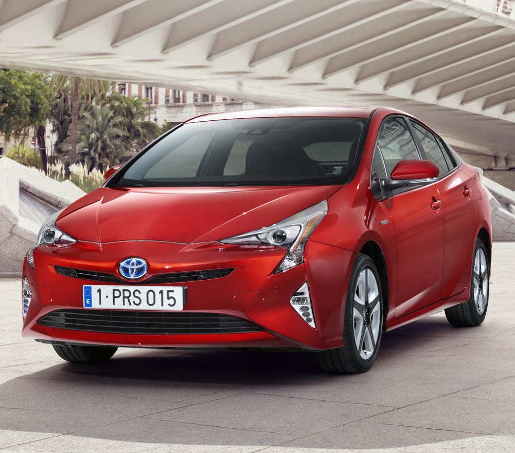 Toyota Camry Hybrid 2016: Toyota Prius 2016 Pictures & Photos, Information Of