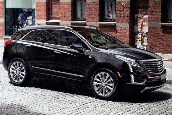 Cadillac XT5 (2016)