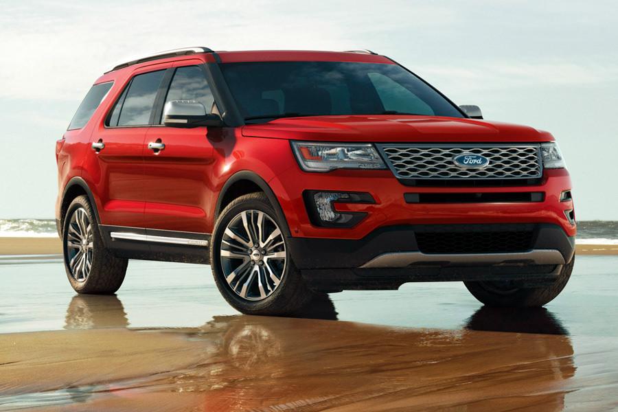 Ford Explorer 2015-2016