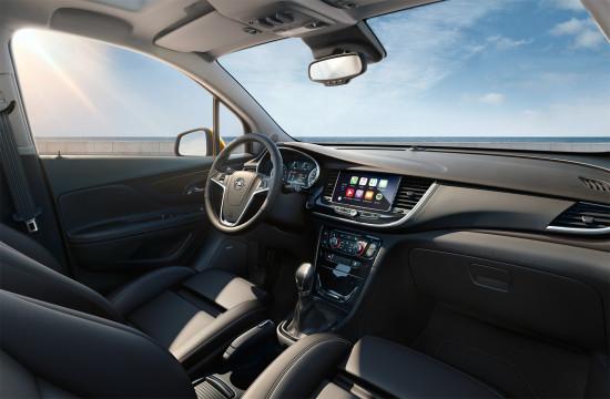 Opel mokka turbo x