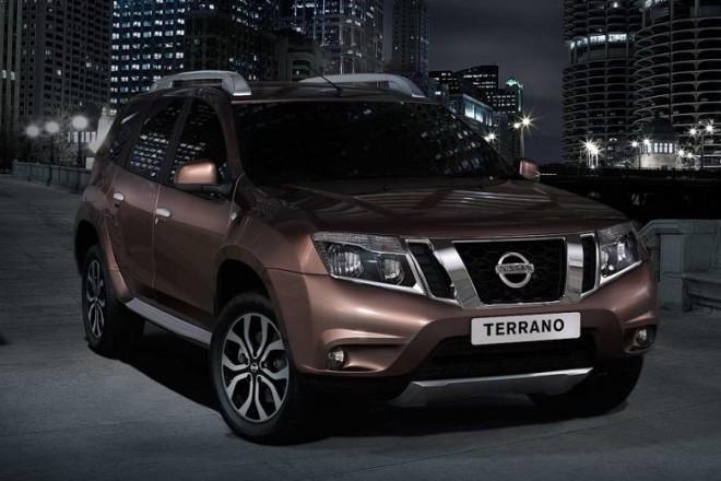 Nissan Terrano (2016)