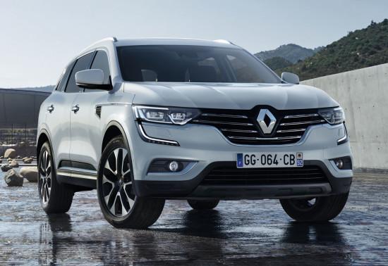 Renault Koleos II (2016-2017)