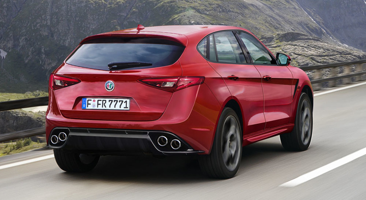 All Photos Of The Car Alfa Romeo Stelvio 2016 Can Be Ed For Free On Pc