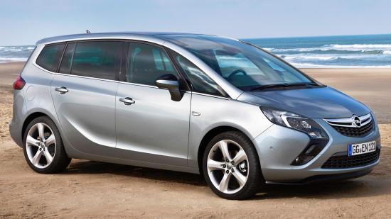 Opel Zafira (2016)