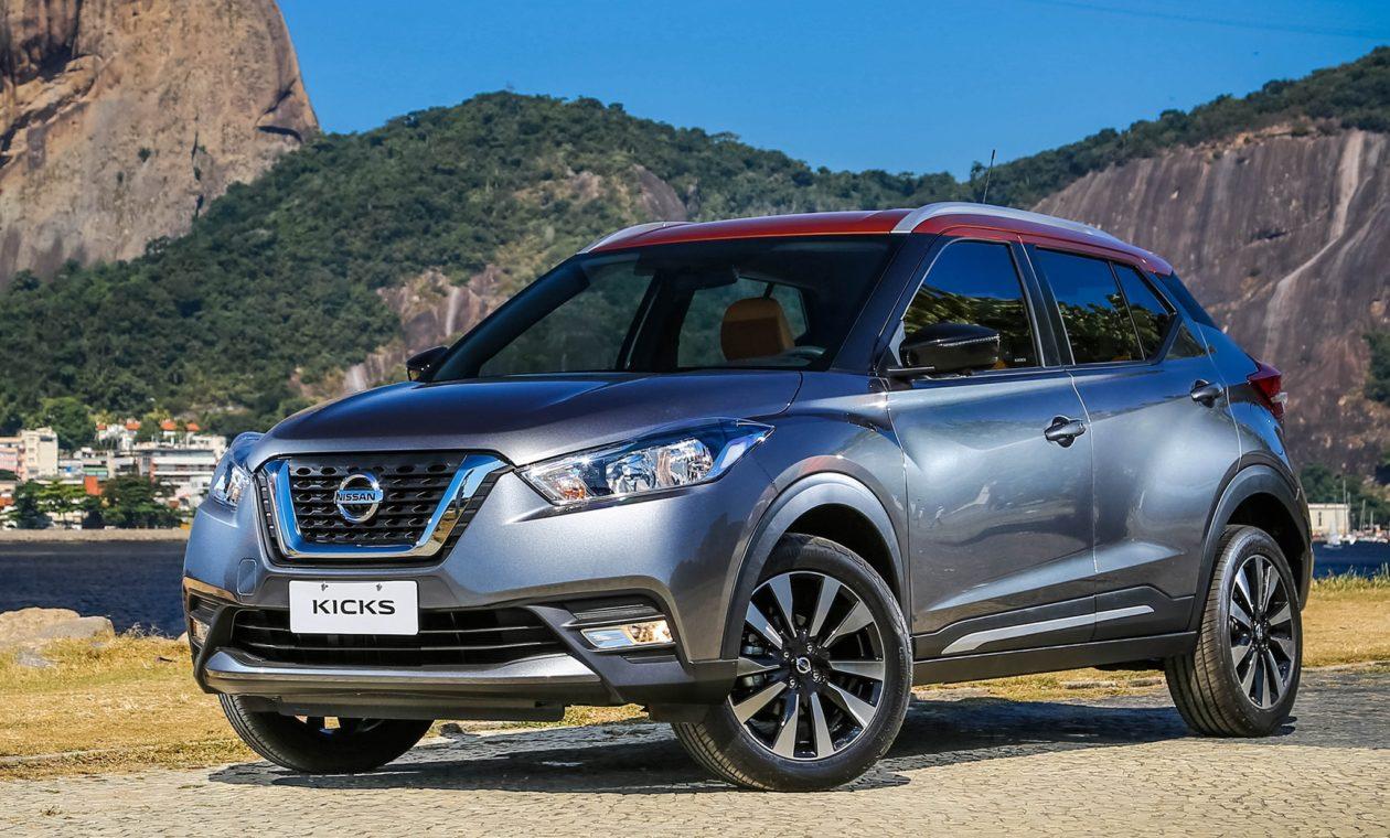 Nissan Kicks (2016-2017)