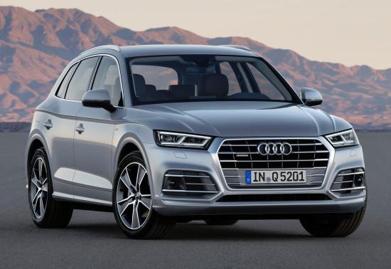 Audi Q5 (2016-2017)