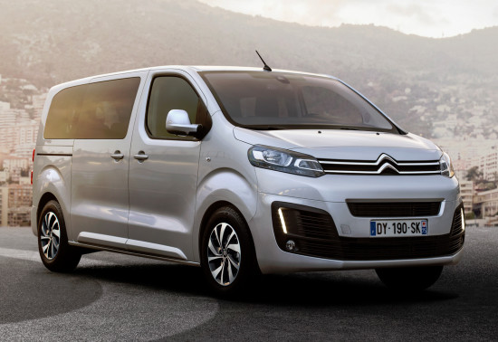 Citroen SpaceTourer (2017)
