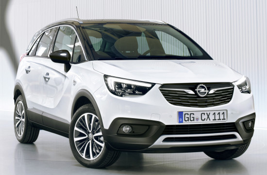 Opel Crossland X (2017) pictures & photos, information of ...