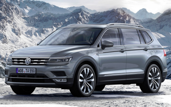 vw tiguan allspace 2017 pictures photos information of modification video to vw tiguan. Black Bedroom Furniture Sets. Home Design Ideas