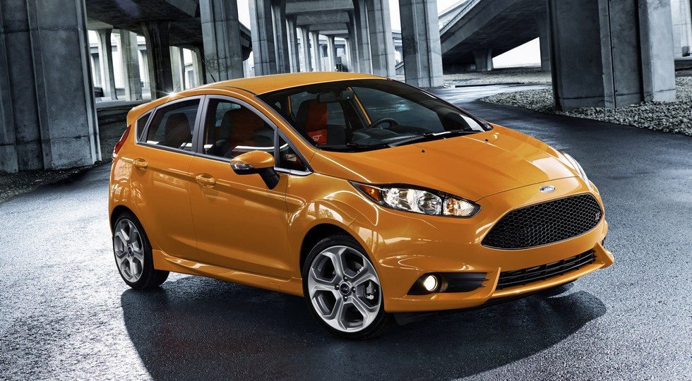 Ford Fiesta ST (2017) pictures & photos, information of ...