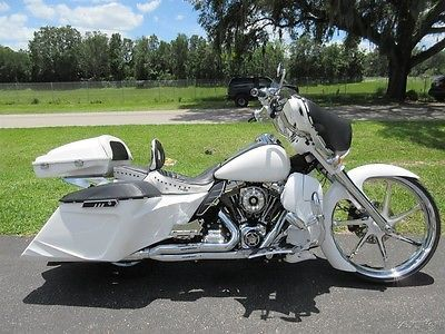 eBay: Touring 2014 Harley-Davidson Street Glide Special, LOADED, 26″ WHEEL, 117″…