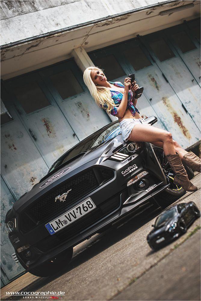 Mustang x Sexy Girl