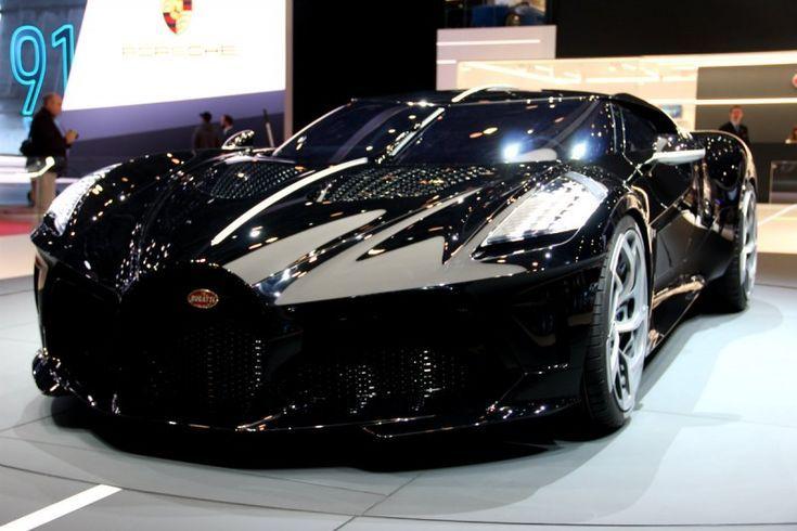 La Voiture Noire : le nouveau bijou unique de Bugatti #bijou #bugatti #noire #no…