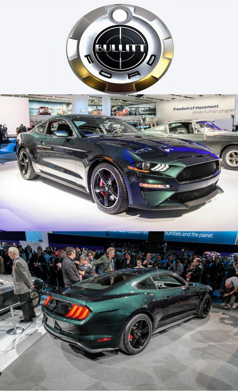 """2019 Ford Mustang """"Bullitt"""""""