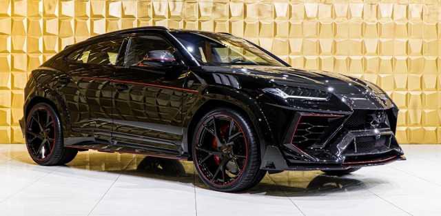 Lamborghini Urus Mansory Venatus!