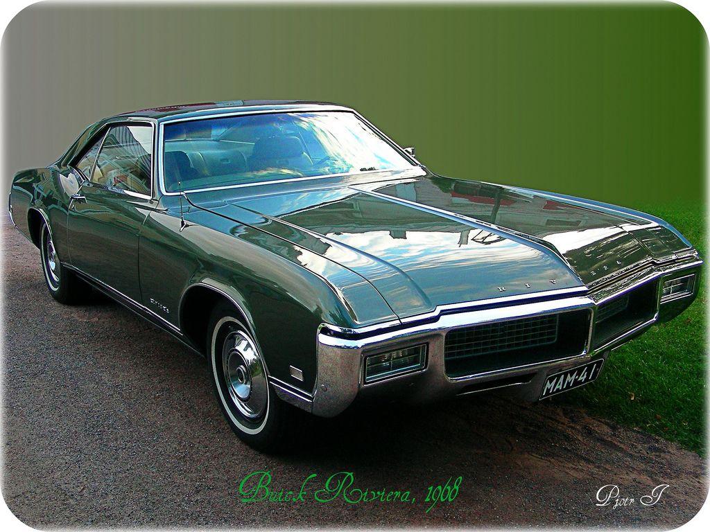 Buick Riviera, 1968