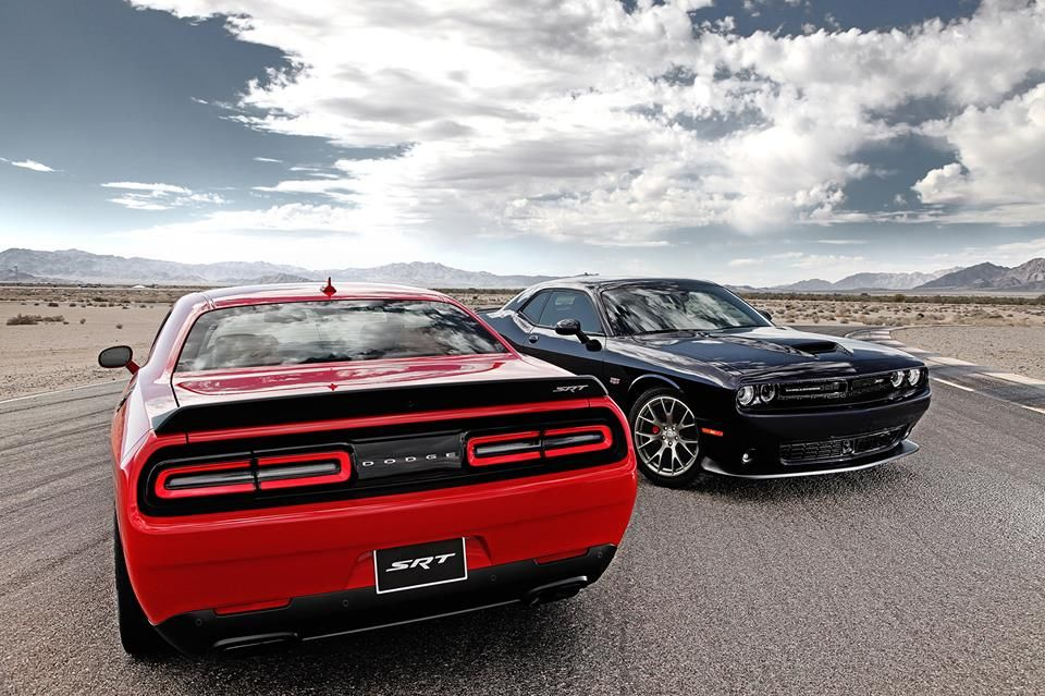 Dodge Challenger SRT Hellcat with 707 HP. Click on image to read more.