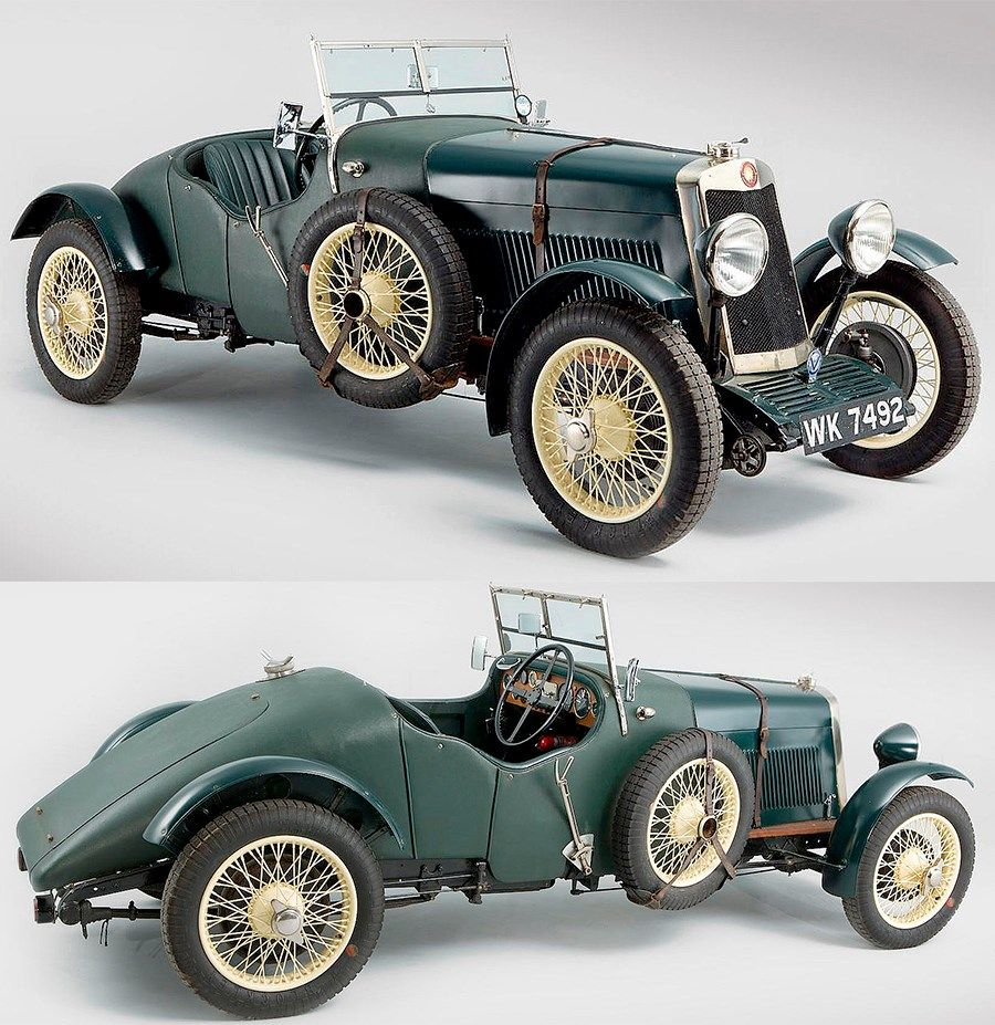 Lea-Francis S Type Sports 1928